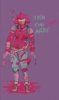 Cyberpunk Rimith by r-o-m-y