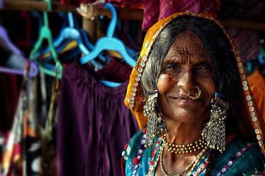 Jipsy from Goa by KristianKelvin