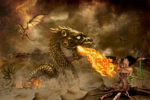 Chasing the Dragon by capmunir