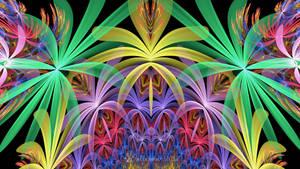 Rainbow Celebration by wolfepaw
