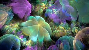 Pillow Flowers by wolfepaw