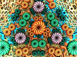 Gnarls and Swirls by wolfepaw