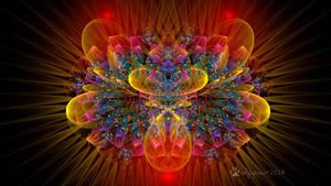 Glowing Bokeh by wolfepaw