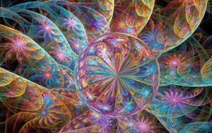 Rainbow Loonie Spirals by wolfepaw