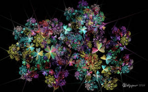 Floral Spirals by wolfepaw