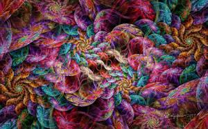 Bubble Spirals by wolfepaw