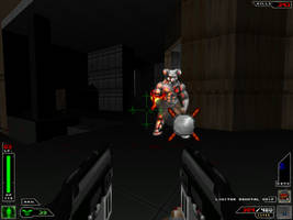 Screenshot of a mod I'm working on by Llortor