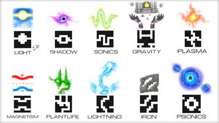 Nuva Cube Symbology II by Llortor