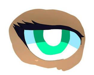 Eye Practice by MashiMashix