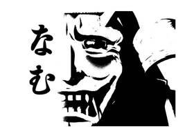 Yoshimitsu - Namu by Blindrim