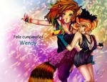 :Happy birthday wendy: request by whitekeej