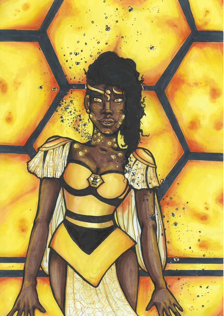 Queen Bee by MissMosquitete