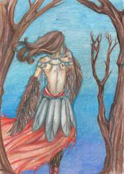 Harpy by MissMosquitete