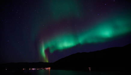Northern Lights by sHavYpus