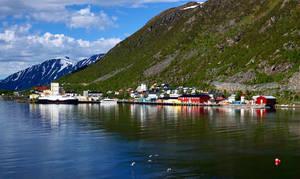 Oksfjord by sHavYpus