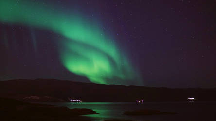 another northern light picture by sHavYpus