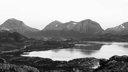 fifty shades of Norwegian nature by sHavYpus