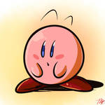Kirby Colored Doodle 2 by Madbuns