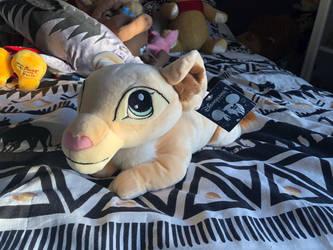 Lion king disneyland paris nala plush by LittleRolox3