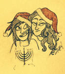 Jumpin' On The Christmas NERD Bandwagon by Krissalina
