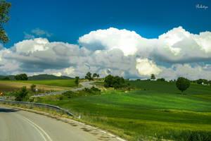 Somewhere in Greece by Rikitza