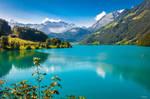 Swiss Scape by Rikitza