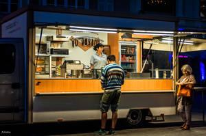 Austrian junk food by Rikitza