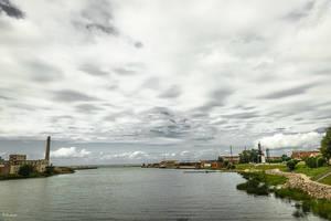 Latvia scape by Rikitza