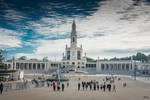 sweet Portugal - Fatima after Pope's visit by Rikitza
