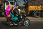 Incredible India - family motto by Rikitza