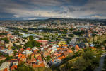 Tbilisi roofs by Rikitza