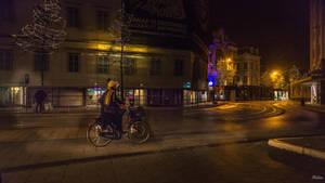 the road ahead - Antwerp by Rikitza