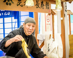 Japanese vendor by Rikitza