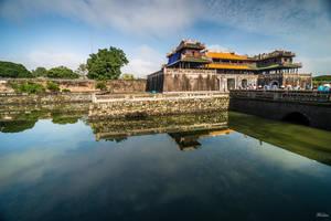 Good morning Vietnam - reflections in Hue by Rikitza