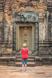 khmer imperium - examining architecture in Angkor by Rikitza