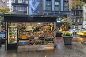NYC - November bleak afternoon by Rikitza