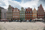 Architectural gems in Wroclaw by Rikitza