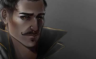 Dorian by MistyKat