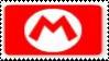 Mario's Logo Stamp by PaperIz