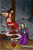 Arabian Nights from Hell by OldNorthridge