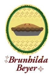 Brunhilda Breyer Logo by birdmir