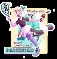 HL - Making a Racket by birdmir