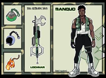 OI: Keyblader - Banquo by greyallison