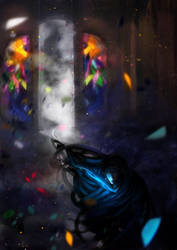 Mistborn - Herald of the Night by Eristhe