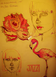 G.D. Drawing XXII by Kallopsia