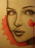Pink Cheek by Kallopsia