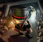 Almost Dapper Miner by watchurbaq