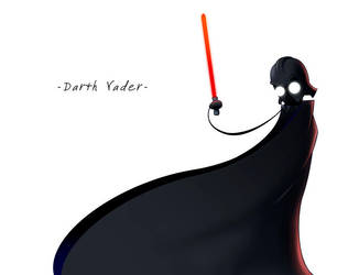 Darth Vader by ivanev