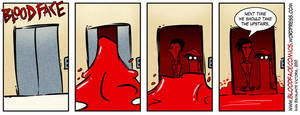 Bloodface Promo Strip by ivanev