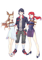 Stand proud, trainers! by 4wearemanytoo